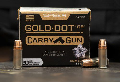 Carry Gun Packaging