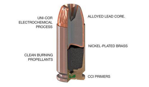 Gold Dot Bullet Diagram