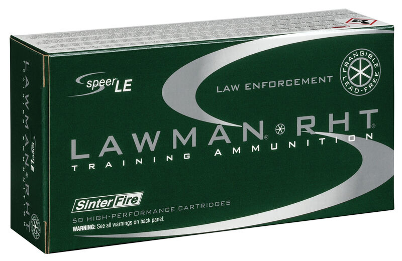 Lawman RHT Training