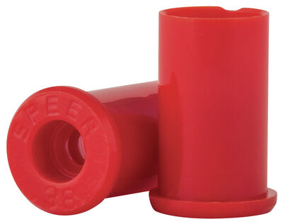 Plastic Training Bullet Case
