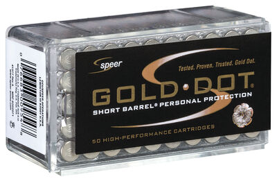 Gold Dot Short Barrel Personal Protection Rimfire