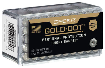 Gold Dot Short Barrel Personal Protection Rimfire