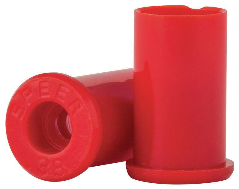 Plastic Training Bullet Case