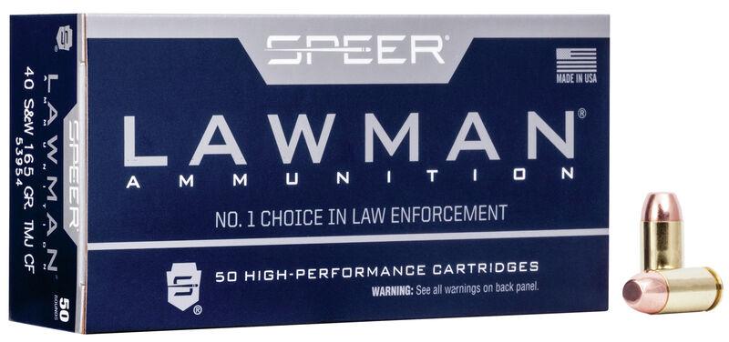 Lawman Handgun CleanFire Training