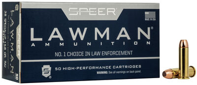 Lawman Handgun Training