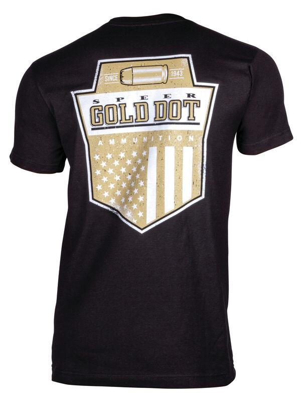 Speer Gold Dot Retro T-Shirt