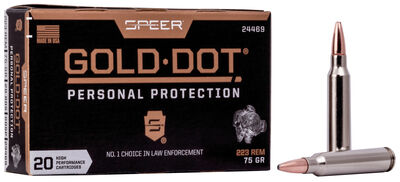 Gold Dot Rifle Personal Protection
