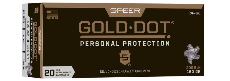 Gold Dot Duty Rifle