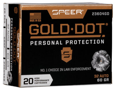 Gold Dot Handgun Personal Protection
