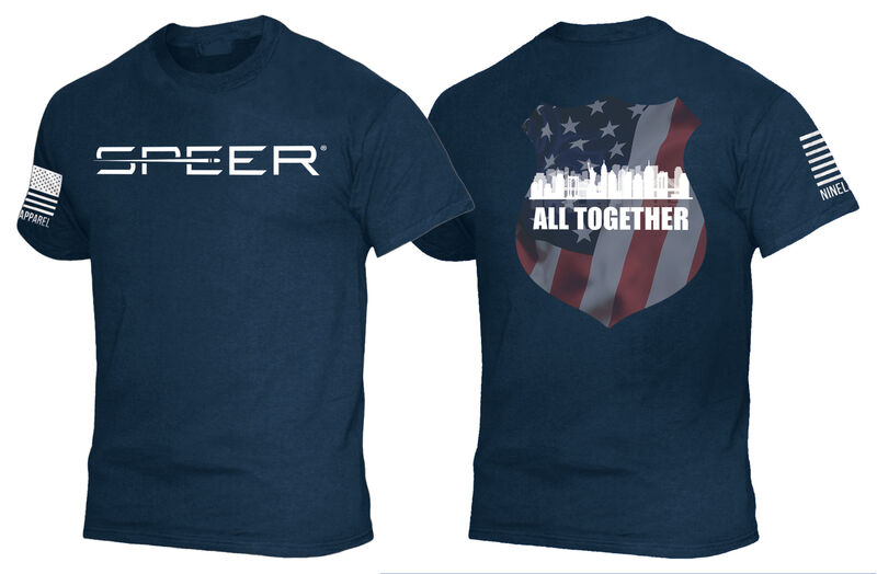 Speer NYPD Benefit T-Shirt