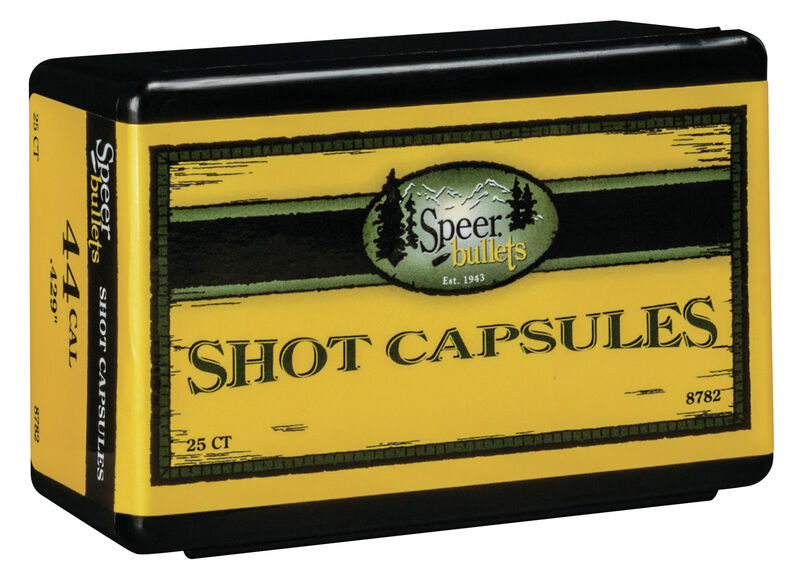 Shot Capsule