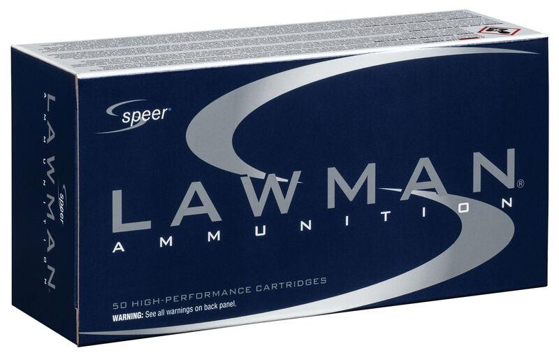 Lawman Handgun Training