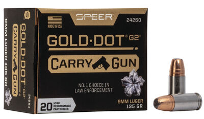 Gold Dot Carry Gun