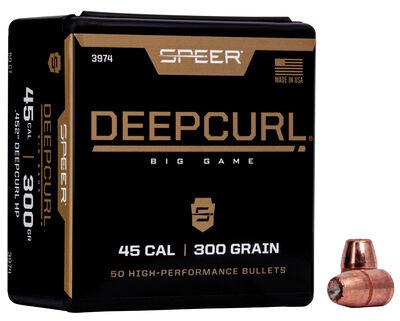 DeepCurl Handgun Hunting