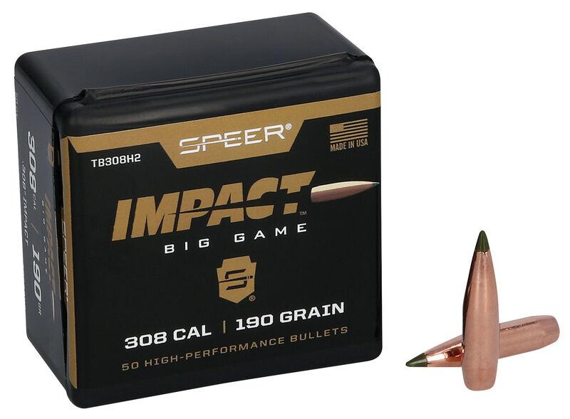 Impact Bullet