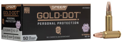 Gold Dot Personal Protection