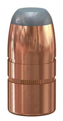 Soft Point Flat Nose Rifle Bullet
