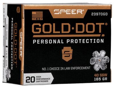 Gold Dot Handgun Personal Protection