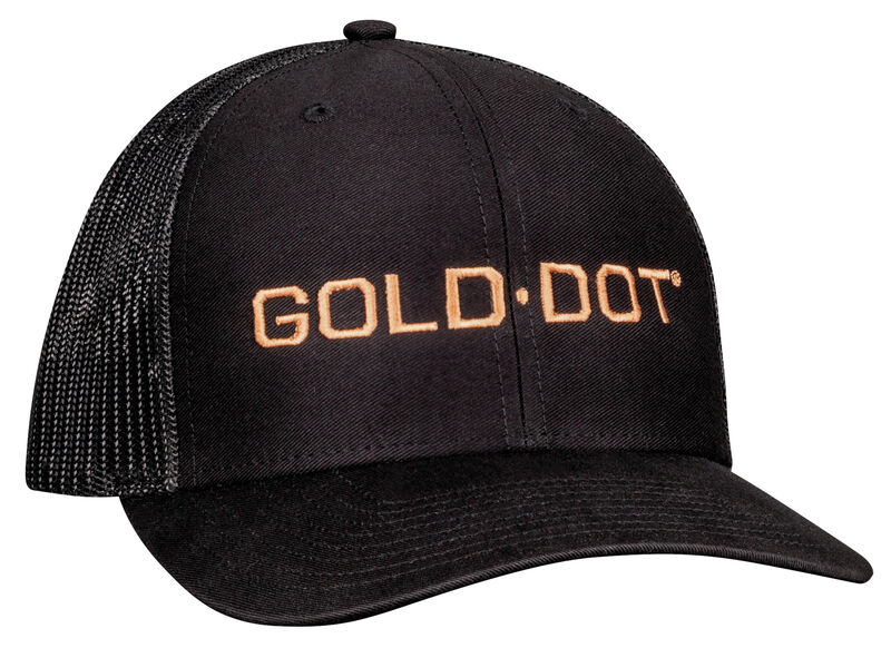 Gold Dot Cap