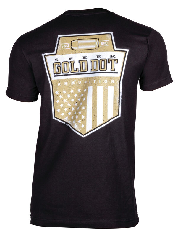 Speer Gold Dot Retro T-Shirt
